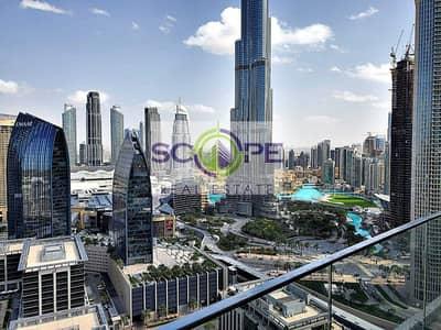 Motivated Seller  2BR Full Burj Khalifa View