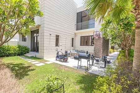 4 Bedroom Villa for Sale in DAMAC Hills (Akoya by DAMAC), Dubai - Luxury Furnished   Opp Pool & Park   Single Row