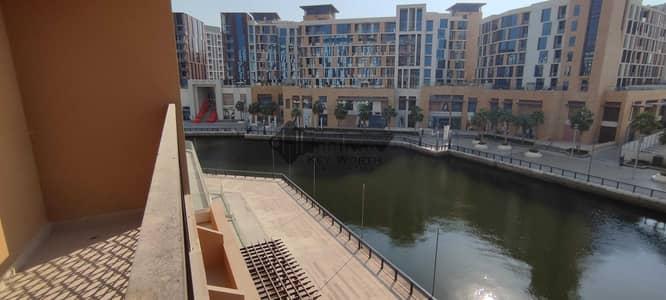 2 Bedroom Apartment for Rent in Al Jaddaf, Dubai - Full Canal View 2 Bedrooms at Waterfront Jadaf