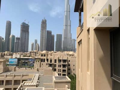 2 Bedroom Apartment for Sale in Old Town, Dubai - Super Bright   2 Bed   Burj khalifa view