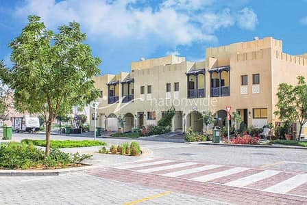 2 Bedroom Villa for Sale in Hydra Village, Abu Dhabi - Light And Bright Community with Rental Back