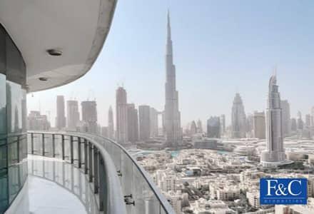 Burj View | Luxurious 2BR Unit | Prime Location
