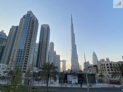 Burj Khalifa View | Two Bedroom + Study