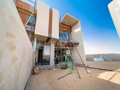 3 Bedroom Townhouse for Sale in Dubailand, Dubai - Ready Soon I Back to Back I Prime location