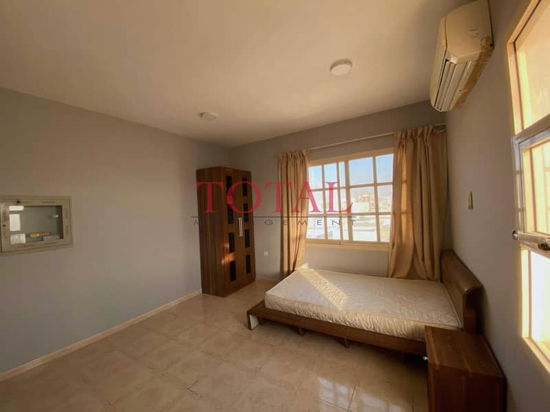 No Commission   Spacious Layout  Semi Furnished