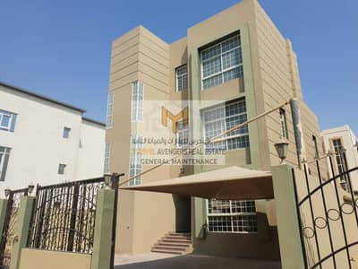 4 Bedroom Villa for Rent in Mohammed Bin Zayed City, Abu Dhabi - Direct from owner !! 4 BR villa w/ Pvt pool & Pvt garden
