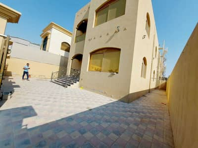 Villa for rent in Ajman Al Rawda   Fully furnished two floors   5 rooms, a