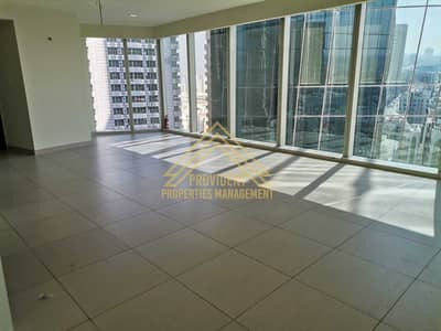 شقة 3 غرف نوم للايجار في الخالدية، أبوظبي - شقة في أبراج شاينينغ الخالدية 3 غرف 100000 درهم - 5455594