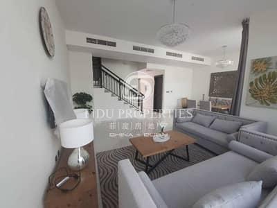 3 Bedroom Townhouse for Rent in DAMAC Hills 2 (Akoya Oxygen), Dubai - Corner Unit I Bigger Plot I Brand New I Primrose