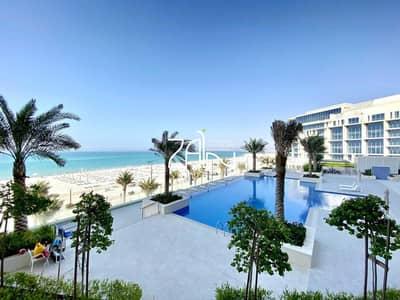 فلیٹ 3 غرف نوم للايجار في جزيرة السعديات، أبوظبي - Partial Sea View Luxury Apt with Beach Access