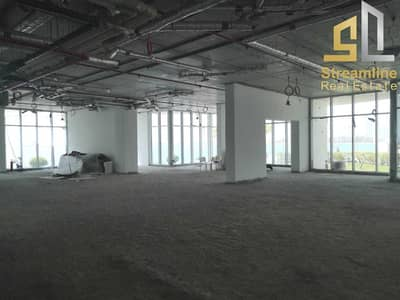 Shop for Rent in Palm Jumeirah, Dubai - Shell and Core, Facing the Sea, Great Investment