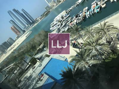2 Bedroom Apartment for Rent in Al Bateen, Abu Dhabi - Stunning & Vacant 1 Bedroom with Beautiful Views !