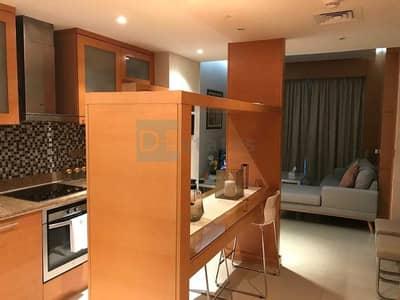 شقة 1 غرفة نوم للايجار في الخليج التجاري، دبي - شقة في برج يوبورا 1 برج يو بورا الخليج التجاري 1 غرف 78000 درهم - 5455816