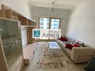 فلیٹ 1 غرفة نوم للايجار في دبي مارينا، دبي - Furnished 1BHK with Marina View| Chiller free