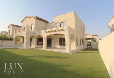 6 Bedroom Villa for Rent in Arabian Ranches 2, Dubai - Vacant Now   Huge Plot Size   6 Bedroom  