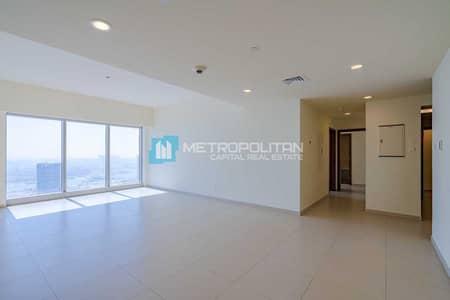 فلیٹ 2 غرفة نوم للايجار في جزيرة الريم، أبوظبي - شقة في برج البوابة 2 برج البوابة شمس جيت ديستريكت جزيرة الريم 2 غرف 85000 درهم - 5455983