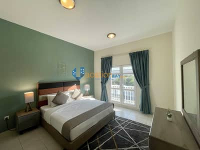 1 Bedroom Flat for Rent in Discovery Gardens, Dubai - Fully furnished 1BR Apartment in street 3
