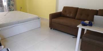 شقة في برج إم أر مدينة الإمارات 1 غرف 140000 درهم - 5145898
