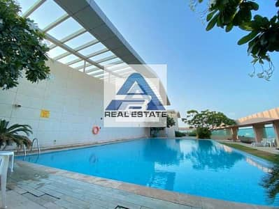 فلیٹ 3 غرف نوم للايجار في الخالدية، أبوظبي - شقة في برج المنتزه شارع الخالدية الخالدية 3 غرف 110000 درهم - 5456219