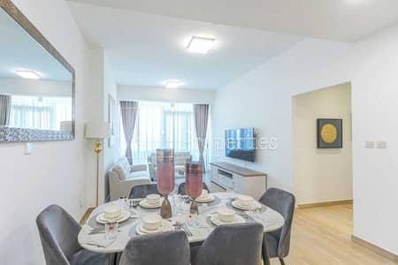 شقة 2 غرفة نوم للايجار في قرية جميرا الدائرية، دبي - FULLY FURNISHED-MUST BE SEEN-KEY WITH ME