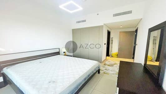 1 Bedroom Flat for Rent in Jumeirah Village Circle (JVC), Dubai - Fully Furnished | Modern Amenities | Pool view