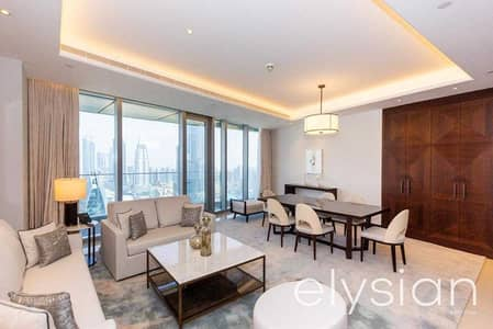 2 Bedroom Flat for Rent in Downtown Dubai, Dubai - Best 05 Layout | 2 Bedroom | All Bills Included