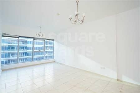 فلیٹ 1 غرفة نوم للايجار في مجمع دبي ريزيدنس، دبي - Spacious 1 Bed||Unfurnished||Skycourts Tower E