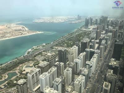 فلیٹ 3 غرف نوم للايجار في المركزية، أبوظبي - شقة في برج محمد بن راشد - مركز التجارة العالمي المركزية 3 غرف 163200 درهم - 5456623