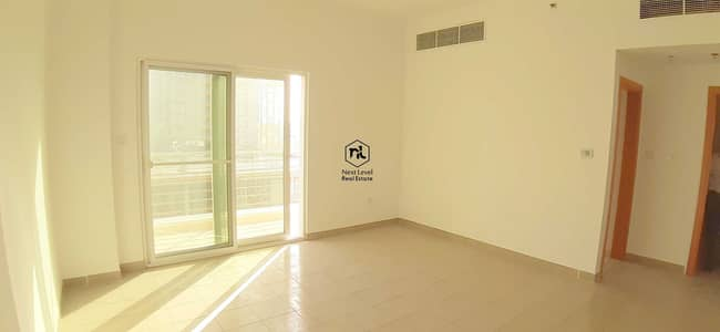 Studio for Rent in Dubai Residence Complex, Dubai - CHILLER FREE LARGE STUDIO WITH BALCONY OF 550  SQ FT  IN DUBAI RESIDENCE COMPLEX