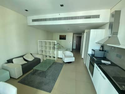 Studio for Rent in DIFC, Dubai - STUDIO - WELL MAINTAINED FURNITURE SH ZAYED VIEW