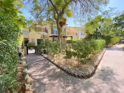 4 Bedroom Townhouse for Sale in Green Community, Dubai - Upgraded Corner Unit | Vacant on Transfer