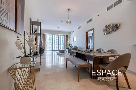 Palm Views | Upgraded | Fully Furnished