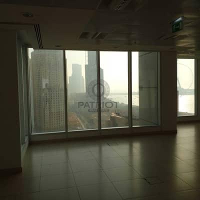 Office for Rent in Dubai Marina, Dubai - Chiller Free | Full Marina & Sea View | Diwa Free