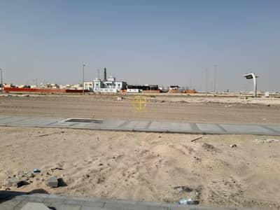 Plot for Sale in Khalifa City A, Abu Dhabi - Land Perfect Loc in Corner  Dream Home
