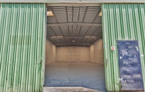 مستودع  للايجار في القوز، دبي - Clean Warehouses | Near Metro Station | Power 20kw