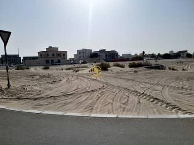 Plot for Sale in Khalifa City A, Abu Dhabi - Land Perfect Loc in Corner