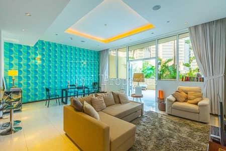 فلیٹ 1 غرفة نوم للبيع في نخلة جميرا، دبي - Vacant on Transfer | Large Terrace| Private Access