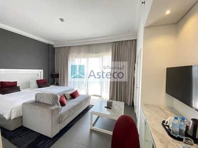شقة فندقية 1 غرفة نوم للبيع في دبي مارينا، دبي - Furnished Hotel Apartment | Dubai Marina | Sale