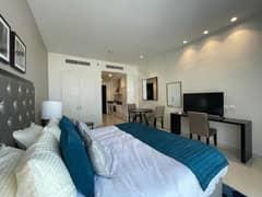 شقة في بناية سيليستيا دبي وورلد سنترال 22999 درهم - 5457124