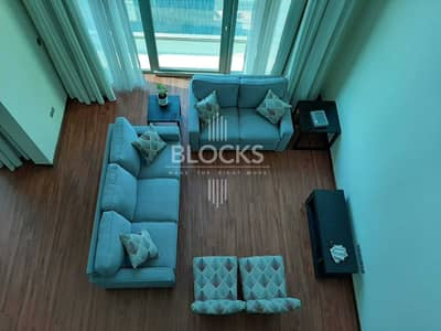 2 Bedroom Flat for Sale in DIFC, Dubai - Duplex | Furnished 2BR Apartment |High floor|DIFC
