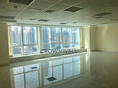 Office for Sale in Jumeirah Lake Towers (JLT), Dubai - Beautiful View |Spacious |Near Metro |Middle Floor