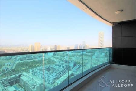 استوديو  للايجار في قرية جميرا الدائرية، دبي - Studio Apt.   Fully Furnished │Brand New