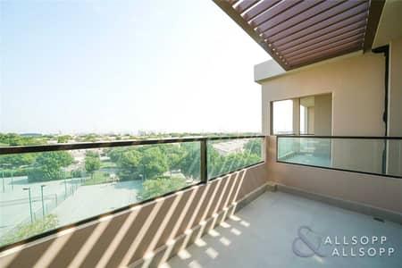 3 Bedroom Apartment for Rent in Green Community, Dubai - 3 Bedrooms Apartment | Full Lake Views