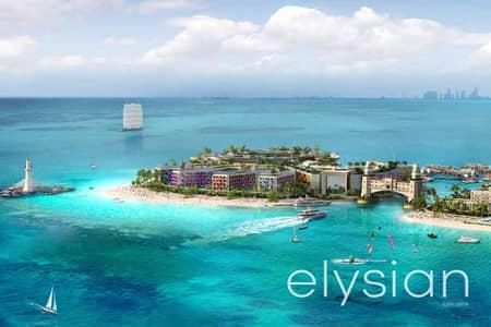 استوديو  للبيع في جزر العالم، دبي - Pool and Sea View | Luxurious Studio | 10% ROI