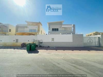 5 Bedroom Villa for Sale in Al Rawda, Ajman - Own a luxury villa in the heart of Ajman in Al Rawda area without service fees, freehold for life, at an attractive price Own a luxury villa in Ajman