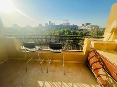 استوديو  للايجار في قرية جميرا الدائرية، دبي - Fully Furnished   Massive Balcony   Ready to Move in