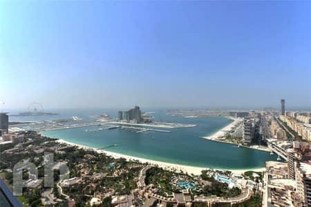 شقة 3 غرف نوم للايجار في مدينة دبي للإعلام، دبي - Full Palm Veiw   Fully Furnished   3 Bed