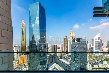 2 Bedroom Flat for Sale in DIFC, Dubai - 2BR Duplex   High-Floor   DIFC View
