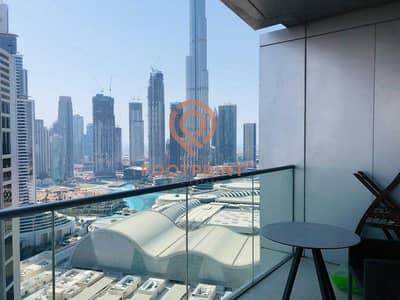 2 Bedroom Flat for Rent in Downtown Dubai, Dubai - 2Br