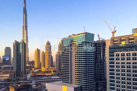 Studio for Rent in Business Bay, Dubai - Spacious Apt   canal views   Furnished